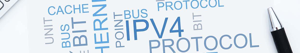 IPv4 text